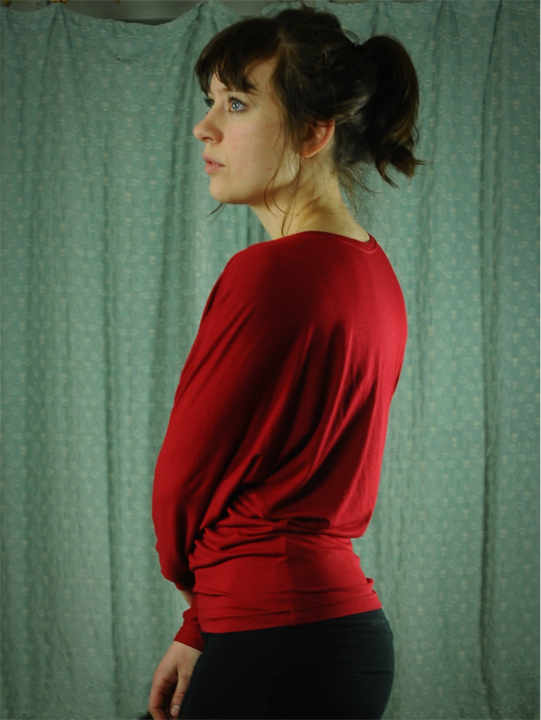 Freesiatop tricot red